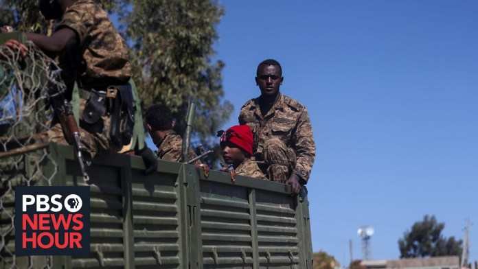 Ethiopia's military crackdown in Tigray prompts accusations of ethnic cleansing