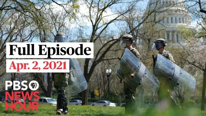 PBS NewsHour West live episode, Apr. 2, 2021