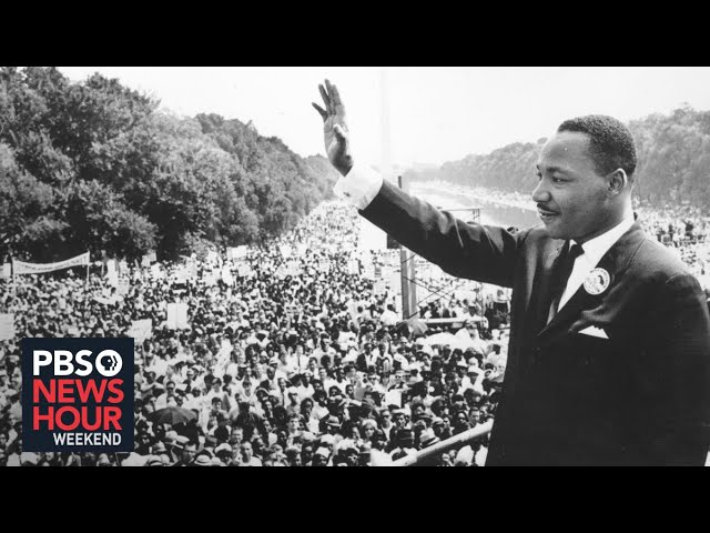 From MLK Jr. to Black Lives Matter: America's 'racial reckoning'
