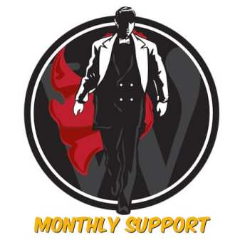 WP Butler Monthly Support