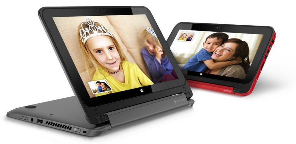 HP Pavilion x360 Looks a Lot Like Lenovo's Yoga Design