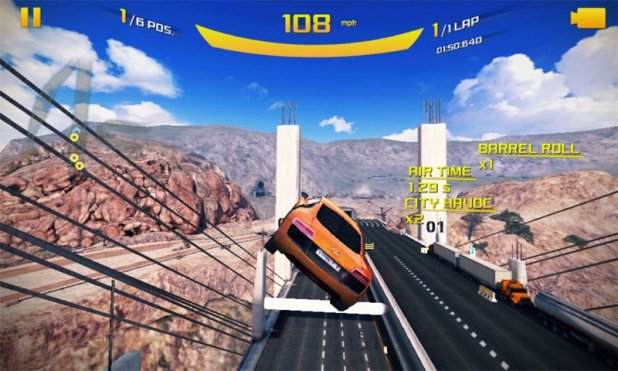 Asphalt 8: Airborne Race