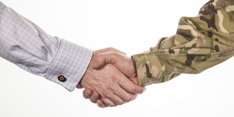 Armed Forces Community Careers and Lifestyle Event