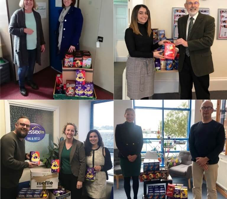 "Battens Charitable Trust Makes an ""Egg-cellent"" Donation"