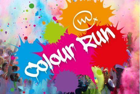 Weldmar's Colour Run