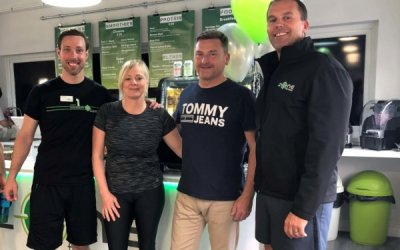 New drink cafe opens at Zone Fitness Centre