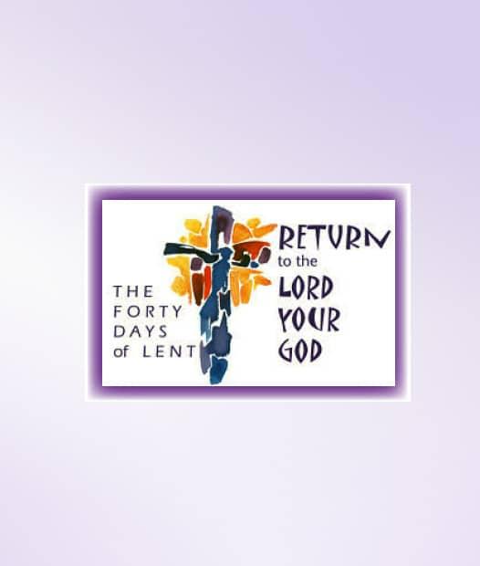 lenten prayer service