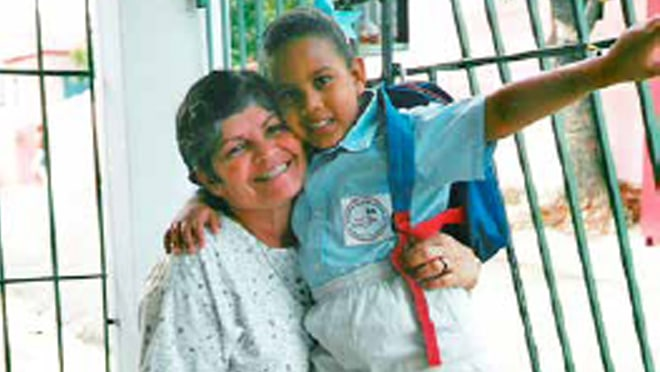 Sisters Celebrate 25 years of Ministry in Dominican Republic