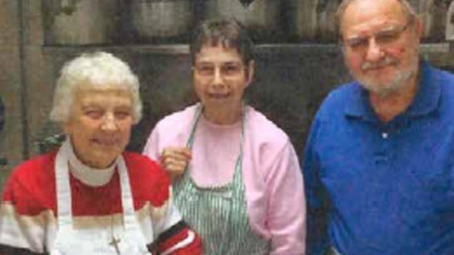 Family Affair at the Parish Kitchen