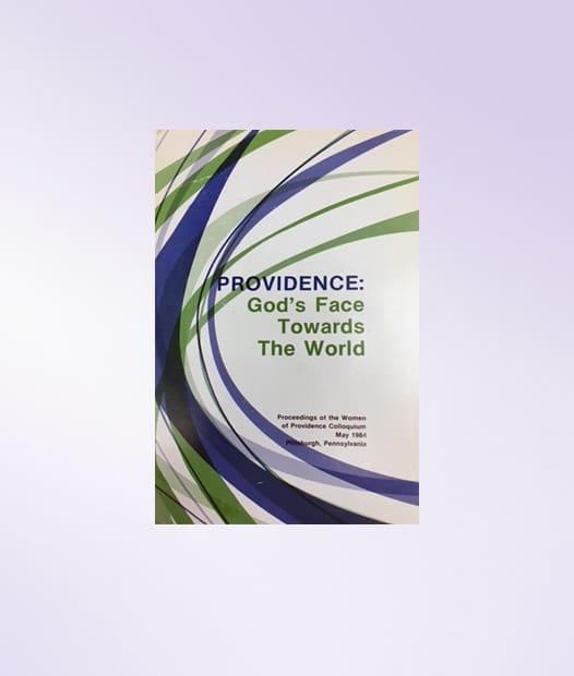 Providence God's Face book