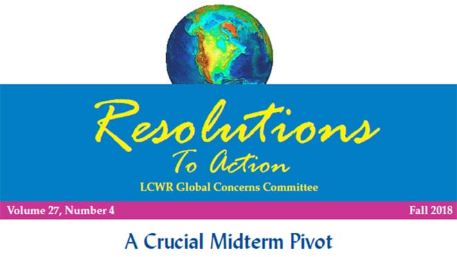 """""""Resolution to Action"""" Statement on Mid-Term Elections"""