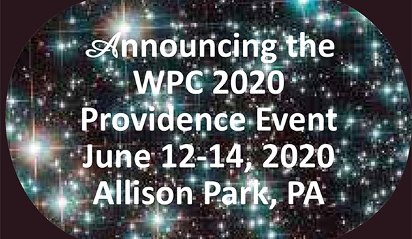 2020 event announcement icon