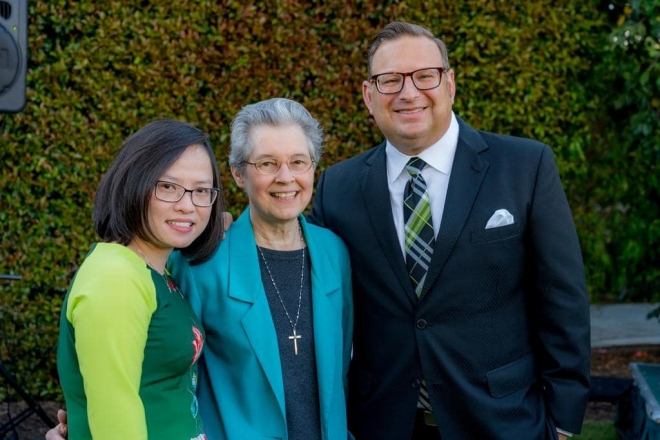 Sister Rosa Nguyen Talks about Religious Life