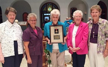 Sisters in Border Ministry Honored