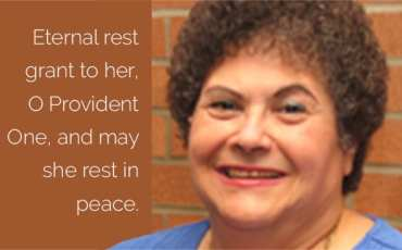 In Memoriam: Beverly Camper, CDP Associate