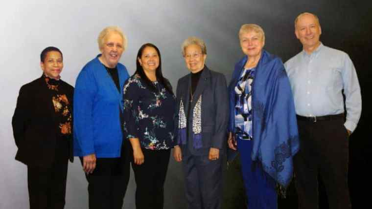 New Leadership Team begins term at Sisters of Providence, Mother Joseph Province