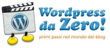 Logo di WordPress da Zero