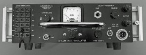 SWEHS000538.jpg - Date c1961 - H Tinsley & Co. Ltd., London SE 26 Power Supply 5359J Ex South Western Electricity Board, Cornwall Group Commercial Department. Used for electric underfloor heating cable fault location..