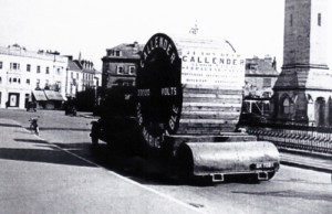 SWEHS 9.0.009.jpg - Date unknown - 33kV Callenders submarine cable passing through Barnstaple. Devon, Barnstaple .