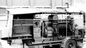 SWEHS 9.0.049.jpg - Date c1950 - Ex WD 415/240 volt 3 phase 55kVA mobile generator. Unknown .