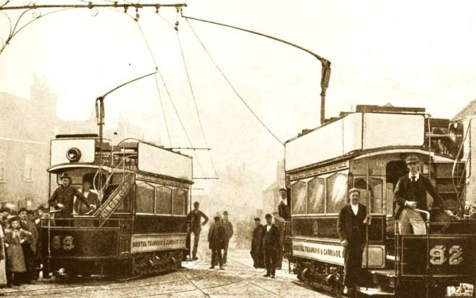 Prior To Opening Old Market - Kingswood