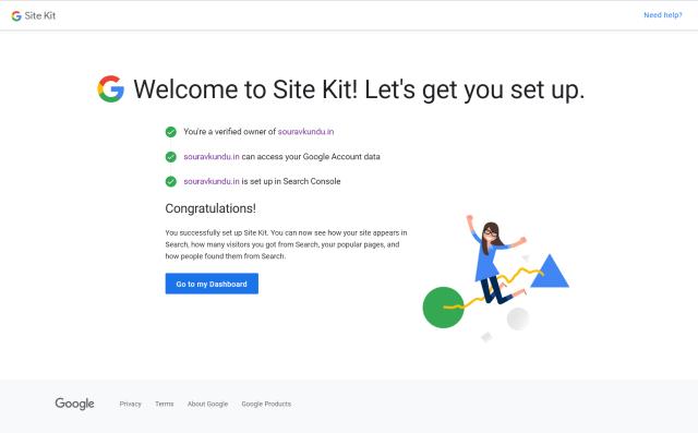 كيفية ربط google site kit و search console 4 بشكل صحيح