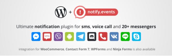 notifier les événements plugin de notifications wordpress