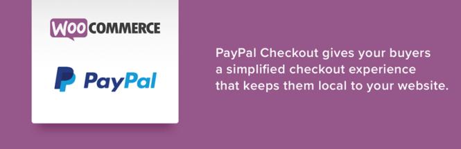 Paiement PayPal par WooCommerce