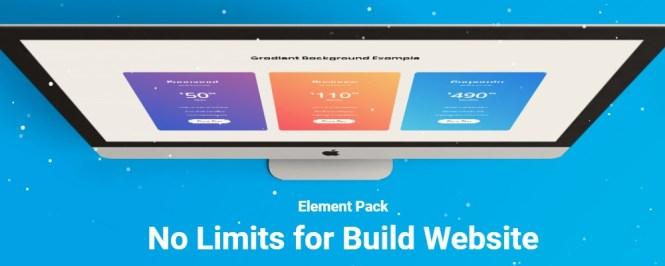 Element Pack pour Elementor