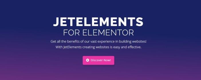 JetElements Addon para Elementor