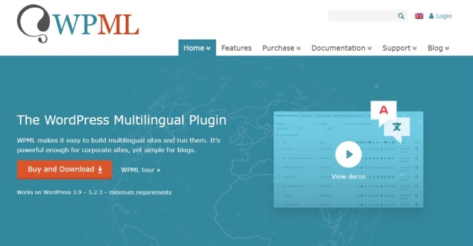WPML Translation Plugin
