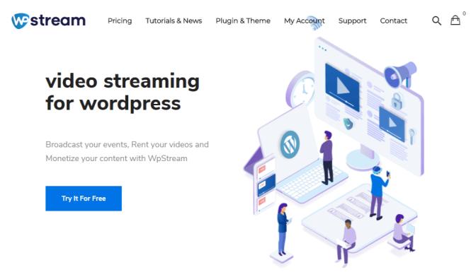plugin wordpress de streaming en direct wpstream