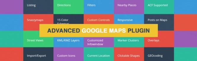 Google Maps avancé