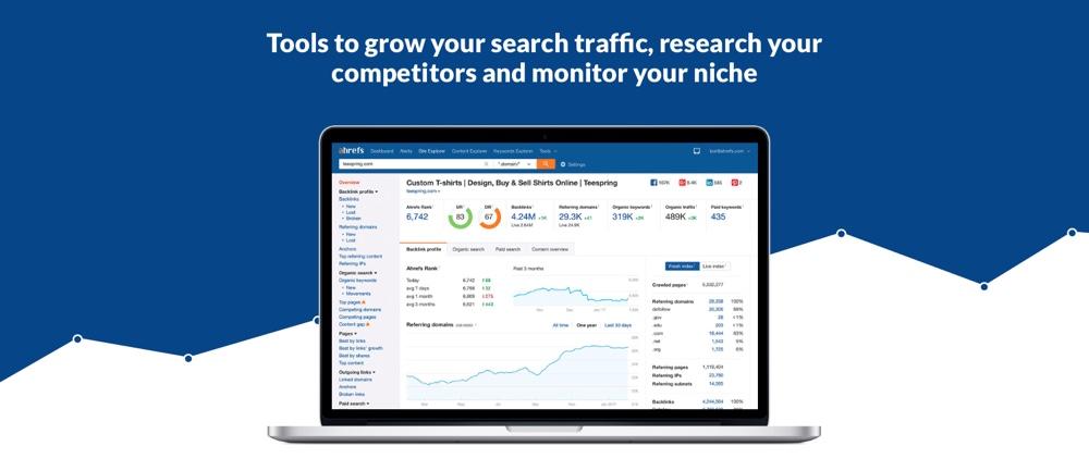 ahrefs SEO Tools & Resources Premium Subscription