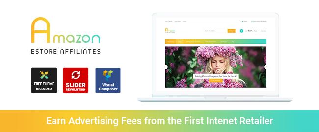 Плагин WordPress для филиалов Amazon eStore