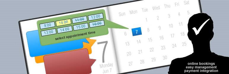 Назначение Календарь бронирования Бесплатный плагин WordPress