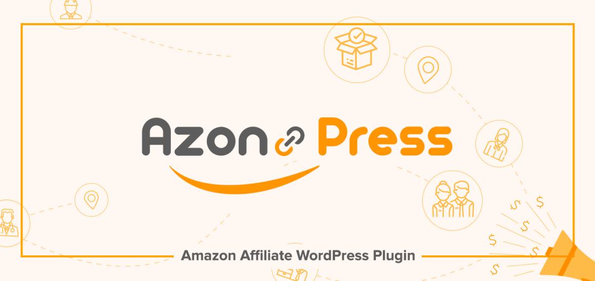 Плагин AzonPress для WordPress для партнеров Amazon