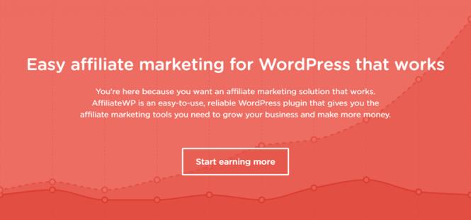 Meilleurs plugins d'affiliation WordPress: AffiliateWP