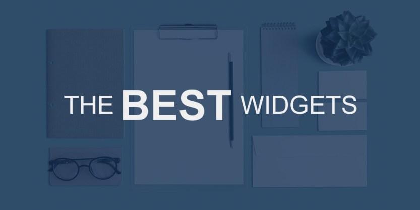 Best WordPress Widget Plugins for Everything