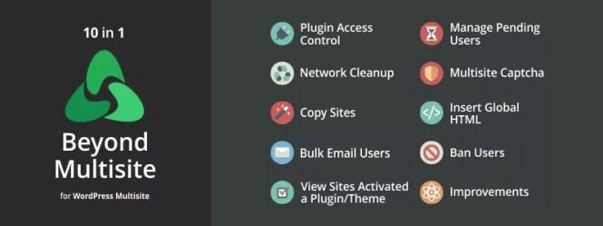 Beyond Multisite - Utilitaires pour les administrateurs réseau WordPress