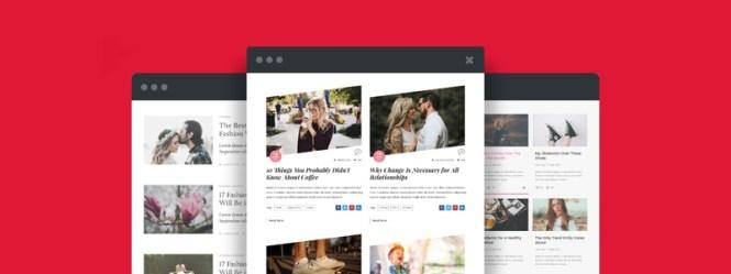 Blog Designer PRO