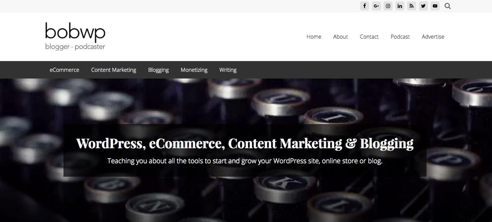 WordPress Blogs You Should Follow - BobWP