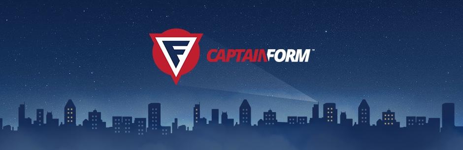 Конструктор форм CaptainForm