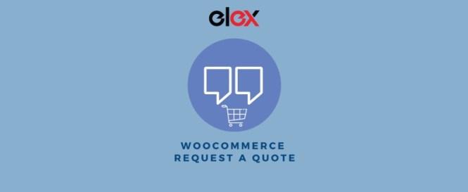 ELEX WooCommerce Demander un plugin de devis