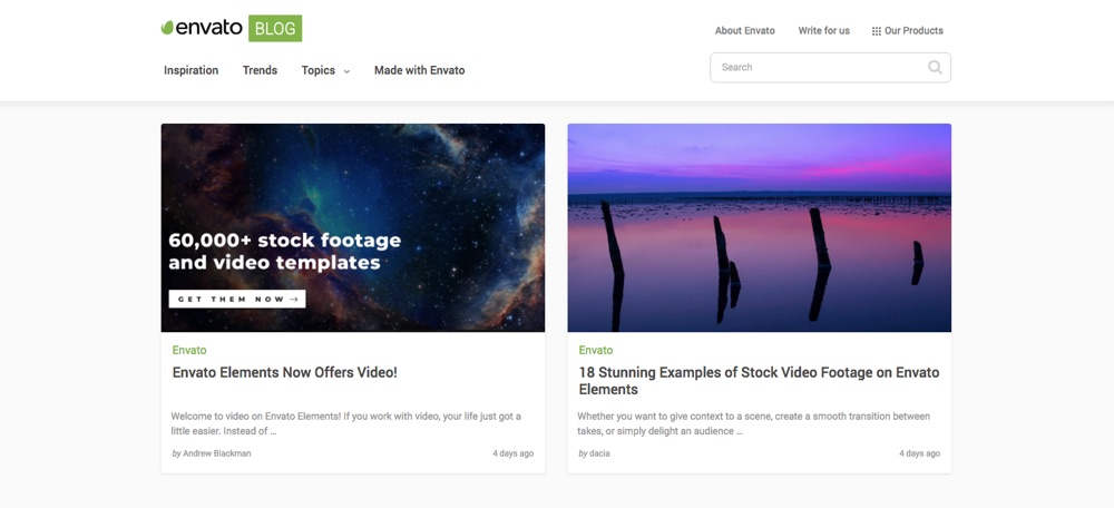 WordPress Blogs You Should Follow - Envato