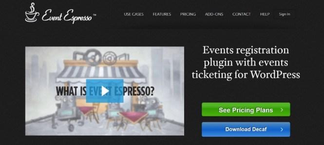 EventEspresso Pro