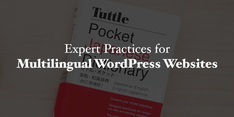 ExpertPracticesforMultilingualWordPressWebsites