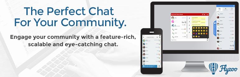 Flyzoo Chat Free WordPress Plugin