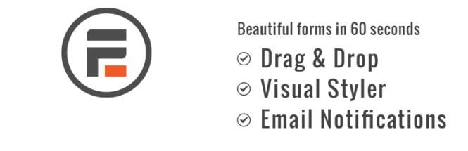 Formidable Forms - Générateur de formulaires pour WordPress