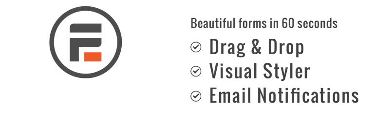 Грозные формы - Конструктор форм для WordPress